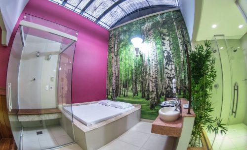 Conheça a suíte Ofurô e garanta a sua reserva já no Caribe Motel!